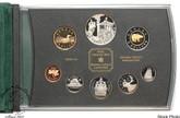 Canada: 2002 Queen Elizabeth II Double Dollar Proof Coin Set