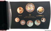 Canada: 2011 100th Anniversary of Parks Canada Double Dollar Set