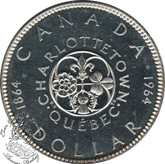 Canada: 1964 $1 Proof Like