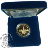 Canada: 1992 $1 Parliament Proof in Clamshell Display Case