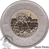 Canada: 2011 $2 Elk Specimen