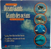 Canada: 1998 50 Cents Canada's Ocean Giants - Whales Coin Set