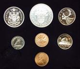 Canada: 1971 Specimen Double Penny Coin Set