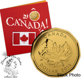 Canada: 2015 OH Canada Gift Coin Set - Maple Leaf Loonie