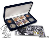 Canada: 2003 Queen Elizabeth II Coronation Coin and Stamp Set 1953 - 2003
