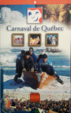 Canada: 2001 50 Cent Quebec Winter Carnival Festivals of Canada Silver Coin