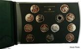 Canada: 2000 25 Cent Millenium Canada Special Edition Coin Set