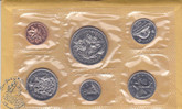 Canada: 1970 Proof Like / Uncirculated Coin Set
