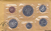 Canada: 1971 British Columbia Proof Like / Uncirculated Coin Set
