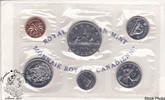 Canada: 1972 Proof Like / Uncirculated Coin Set