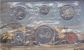 Canada: 1974 Proof Like / Uncirculated Coin Set
