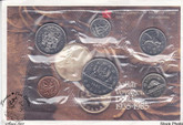 Canada: 1985 Proof Like / Uncirculated Coin Set