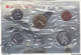Canada: 1988 Proof Like / Uncirculated Coin Set Royal Canadian Mint Variety