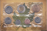 Canada: 2011 Proof Like / Uncirculated Coin Set