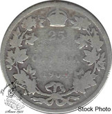 Canada: 1904 25 Cents G4