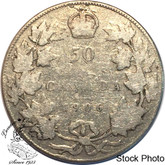 Canada: 1906 50 Cents G4