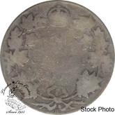 Canada: 1908 50 Cents AG3