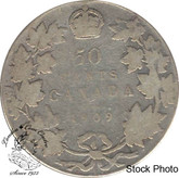 Canada: 1909 50 Cents G4