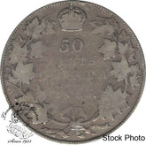 Canada: 1912 50 Cents G4