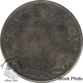 Canada: 1920 50 Cents small 0 G4