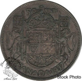 Canada: 1937 50 Cents VF20