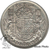 Canada: 1939 50 Cents EF40