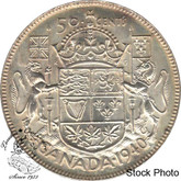 Canada: 1940 50 Cents MS60