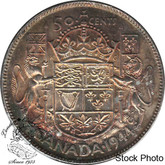 Canada: 1944 50 Cents Near 4 MS60