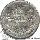 Canada: 1944 50 Cents Far 4 VF20