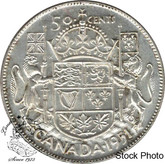 Canada: 1951 50 Cents MS62