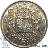 Canada: 1952 50 Cents MS60