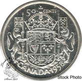Canada: 1958 50 Cents MS62