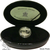 Canada: 2000 25 Cent March Achievement Proof Sterling Silver Coin