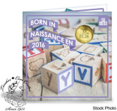 Canada: 2016 Baby Gift Coin Set