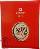 Canada: Kaskade 1 Cent Coin Folder