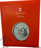 Canada: Kaskade 5 Cent Coin Folder