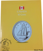 Canada: Kaskade 10 Cent Coin Folder