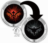 Canada: 2016 25 Cents 3D Coin – Batman v Superman: Dawn of Justice™