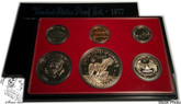 United States: 1977 Proof Coin Set