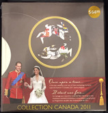 Canada: 2011 Stamp Collection Once upon a time... NEW