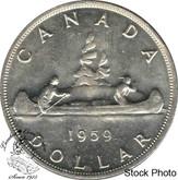 Canada: 1959 $1 MS63