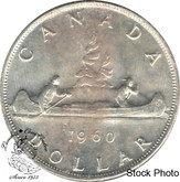 Canada: 1960 $1 MS62