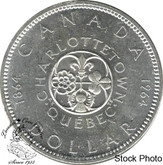 Canada: 1964 $1 MS62
