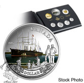 Canada: 2016 150th Anniversary of the Transatlantic Cable Special Edition Silver Dollar Proof Coin Set