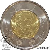 Canada: 2015 $2 Sir John A MacDonald Coin BU