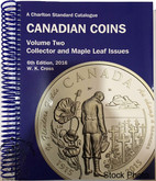 Charlton Standard Catalogue of Canadian Coins Volume Two 2016, 6th Edition