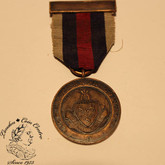 Canada: Lower Canada College Hockey Medal 1935