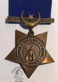 Khedive's Star Medal 1884