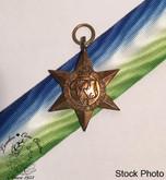 1939-1945 Second World War Atlantic Star Medal