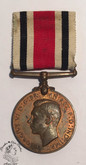 Special Constabulary Long Service Medal- Officer Ernest Jordan
